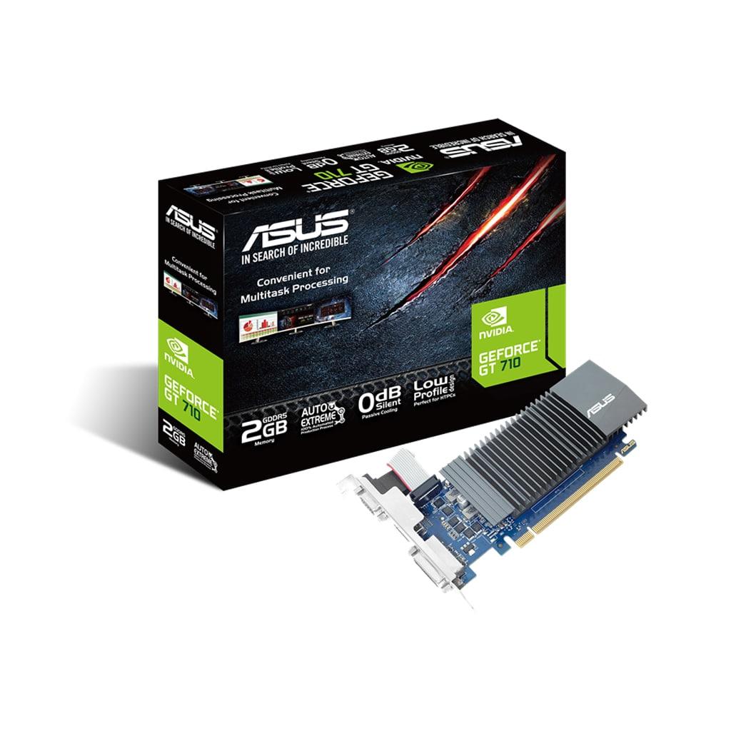کارت گرافیک Asus GeForce GT710-SL-2GD5