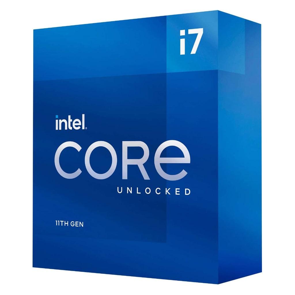 پردازنده اینتل Core i7-11700