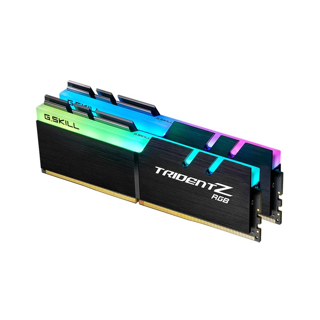 رم کامپیوتر جی اسکیل 3200 مدل Gskill Trident Z RGB 16GB
