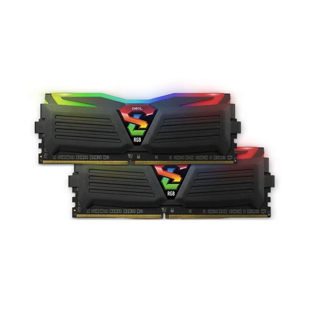 رم کامپیوتر گیل Super Luce RGB SYNC 16gb 4133MHz
